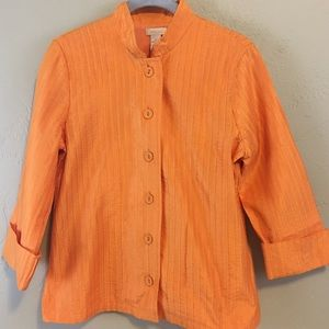 Chico Women's Top Blouse Size 0